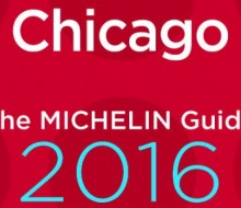 Guia Michelin Chicago 2016