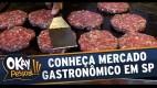 O mercado gastronômico em SP